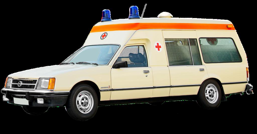 鍵の救急車