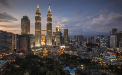 マレーシア・クアラルンプールの画像