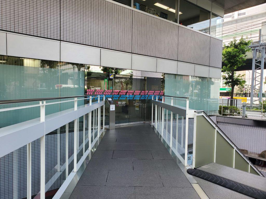 徳島大正銀行南森町支店