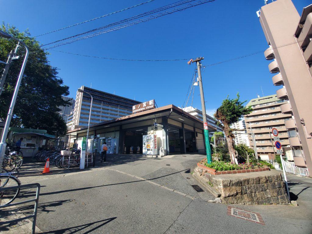 JR桜ノ宮駅
