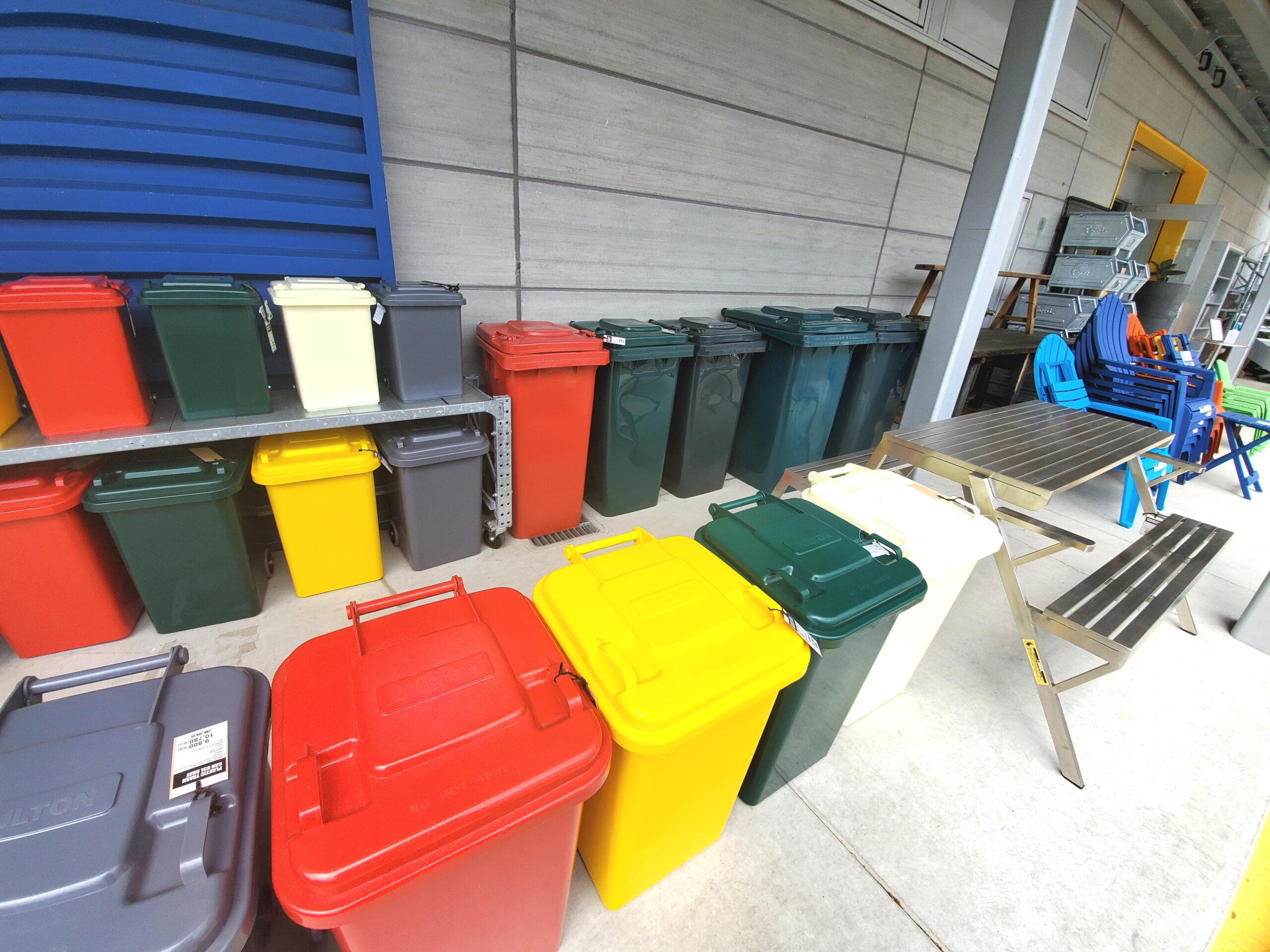 ダルトン大阪のゴミ箱